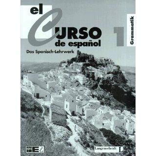 El curso de espanol, Grammatikbeiheft Virgilio Borobio