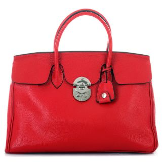ROUVEN Lipstick Rot JANE 40 Tote Bag Handtasche UVP699€