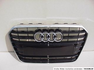 Audi A6 S6 4G Kühlergrill Grill 4G0853653 4G0853651