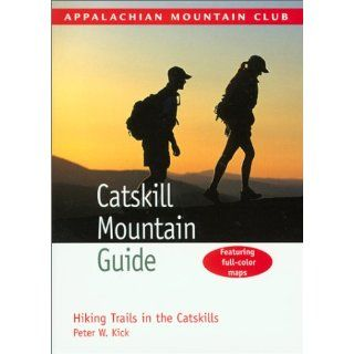 Catskill Mountain Guide Hiking Trails in the Catskills [With Folded