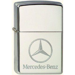 Original Zippo Feuerzeug Mercedes Benz Star Garten