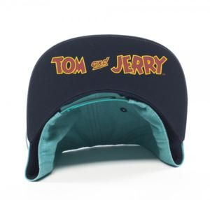 Cartoon Network Tom and Jerry Snap Back Adjustable Hat