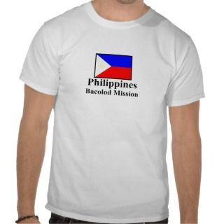 Philippines Bacolod Mission T Shirt