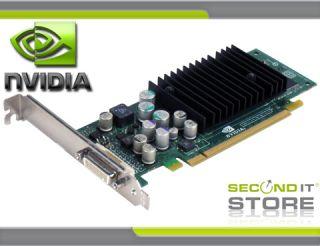 nVidia Quadro NVS 285 P283 * 128 MB DDR RAM * PCI E x16 * DMS 59