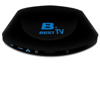 IPTV Mediabox Receiver   275+ Arabic Channels   HDMI BestTV