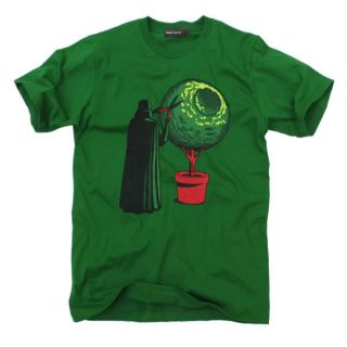 Star Wars DARTH VADER GARDENER Indie Hot Skater T Shirt