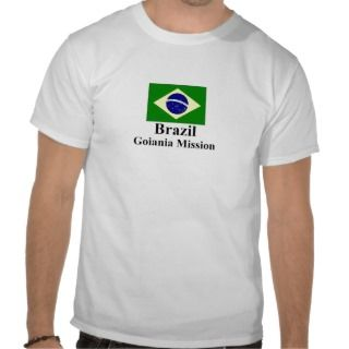 Brazil Goiania Mission T Shirt