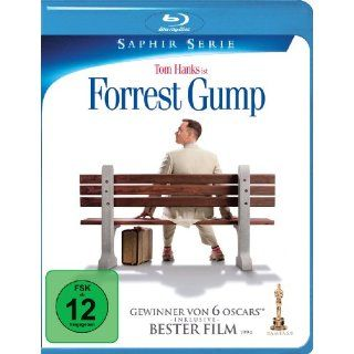 Forrest Gump   Saphir Serie [Blu ray] Tom Hanks, Sally