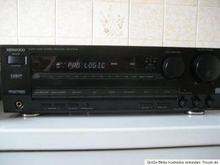 KENWOOD KR V7070 Audio Video Stereo Receiver