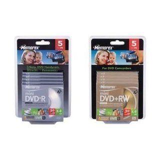 Memorex Mini DVD+R DL, 2,6 GB, 2,4x, Jewel Case VE