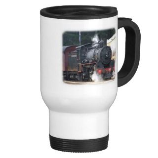 Zig Zag Railway Steam Locomotive 9J53D 14 Mugs