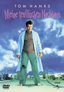 Meine teuflischen Nachbarn (Tom Hanks)  DVD  301