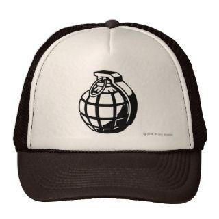 Hat Hand Grenade