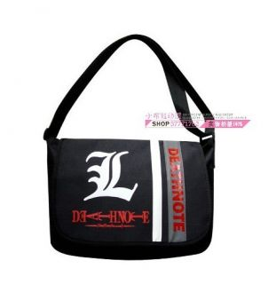 Neu Anime Manga Death Note Messenger Tasche Bag 37x28 CM 014