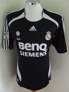 Trikot Real Madrid 2006/07 (XL) Away Adidas Shirt Camiseta Jersey