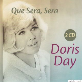 CD   DORIS DAY / QUE SERA, SERA (NEU)