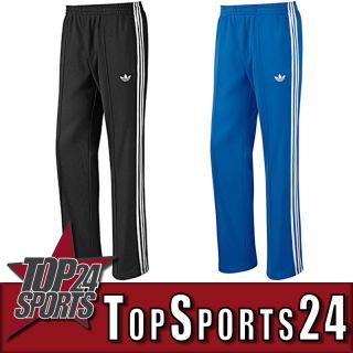 Adidas Trainingshose, Jogginghose, Marineblau, Schwarz, Rot