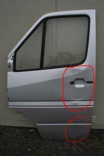 Tür Mercedes Benz Sprinter 313 316 312 208 Fahrertür