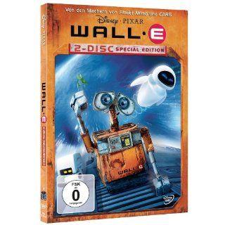 Wall E   Der letzte räumt die Erde auf Special Edition, 2 DVDs