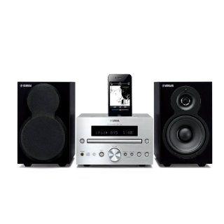 Yamaha MCR 232 Mikro Komponentensystem für Apple iPod/iPhone/iPad
