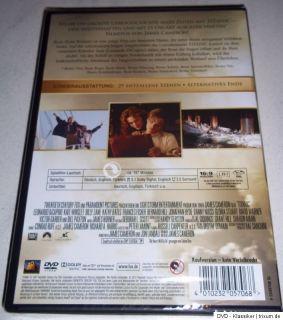 Titanic   Leonardo DiCaprio   Kate Winslet   DVD   Kein Import