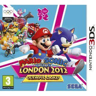Mario & Sonic bei den Olympischen Sommerspielen: London 2012 [Pegi