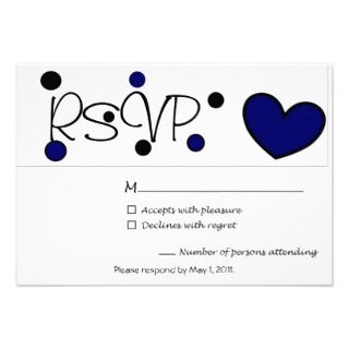 Clever and funny rsvp birthday party invitation responses for Rsvp template for event