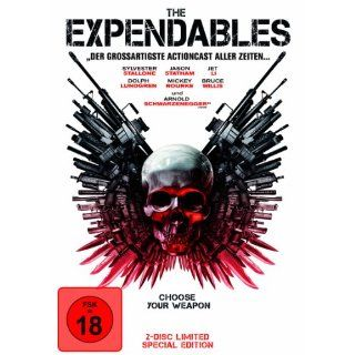 The Expendables Steelbook Special Edition 2 DVDs Sylvester
