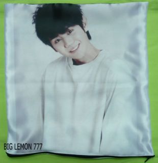 Yang Yoseob  BEAST B2ST Photo Cushion Pillow Cover /Pillowcase Q1