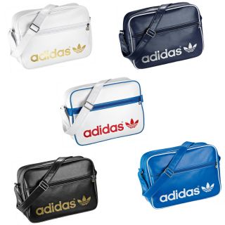 adidas retro Tasche AC AIRLINE Bag in 5 Farben Messenger