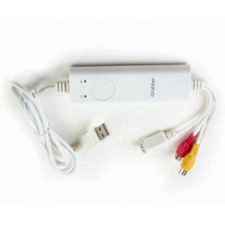 iGrabber Mac Grabber Audio Video Chinch  USB weiss