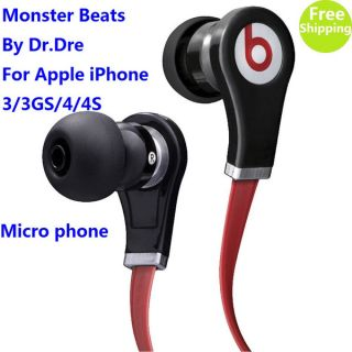 Beats By Dr. Dre Tour High Resolution In Ear Headphones from Monster