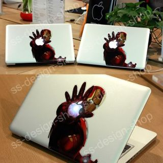 Marvel Iron Man Decal Macbook Air MacBook Pro 131517
