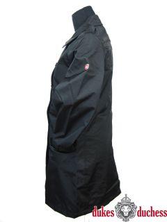 Sommerjacke Jacke Mantel Frenchcoat schwarz Gr.L UVP329€