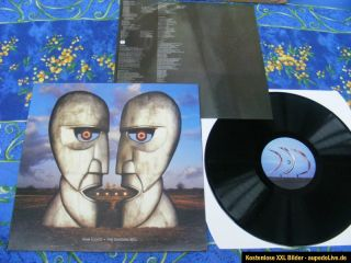 PINK FLOYD ♫ THE DIVISION BELL ♫ seltene neuwertige records vinyl