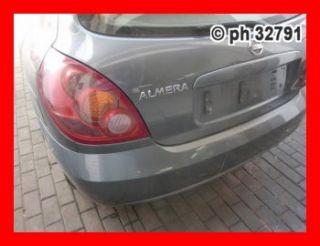 Stoßstange Hinten für Nissan Almera N16 (319)