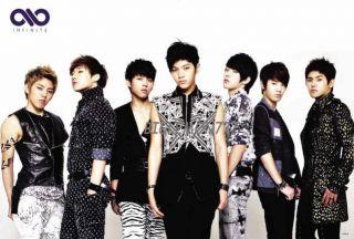 INFINITE KOREAN Band Poster #5