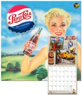 Pepsi   2013 Calendar Calendars