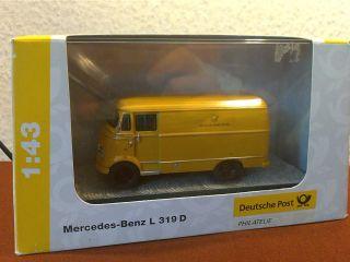 Mercedes Benz L319D Deutsche Post 143 Premium Classixxs NEU+OVP
