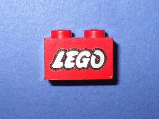 bedruckter Stein 1x2 Lego Logo alt aus 357 570 310 382 334 3004px50