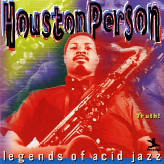 Houson Person   Legends of Acid Jazz   ruh Wall Decal