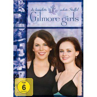Gilmore Girls   Die komplette sechste Staffel 6 DVDs