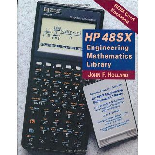HP 48sx Engineering Mathematics Library An Introduction to Symbolic