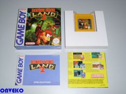 Nintendo Game Boy Gameboy Spiel  Donkey Kong Land 2 + OVP