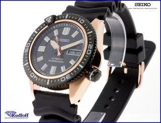 SEIKO 5 automatic Herren Uhr steel gents watch SKZ330 K1 DIVER WR