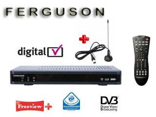 Ferguson Digital DVB T Receiver / TWIN PIP / LED Display