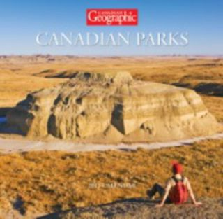 Can Geo   Canadian Parks   2013 Mini Calendar Calendars
