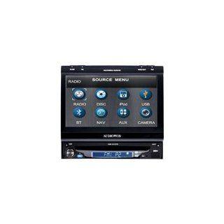 Audiovox VME 9315TS DVD Player mit 17 cm (7 Zoll) Touch Screen LCD
