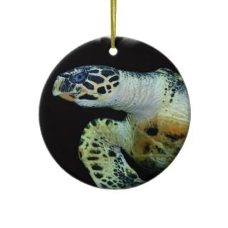 Leatherback Sea Turtle Ornament
