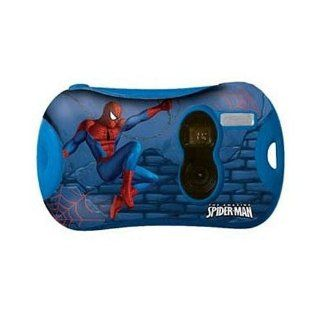 Spider Man DJ 025 SP Digitalkamera 1,1 Zoll rot/blau